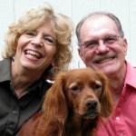 Suzanne Hetts and Dan Estep